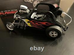 1/18 ACME Flamed Altered Race Car DIECAST 1 Of 996