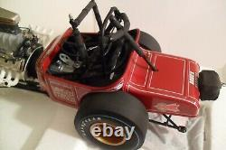 1/18 Precision Miniatures Winged Express Willie Borsch A/Altered drag car
