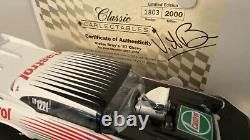 1/24 VICTOR BRAY 57' CHEVY TOP DOOR SLAMMER Castrol Racing 1998 24003 NEW RARE