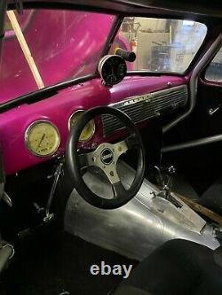 1950 Chevy pickup Drag Car
