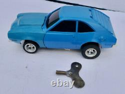 1972 Aurora Ford Pinto Imposters Wind Up Dragster Toy Car Drag Race Funny