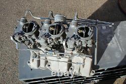 425 401 Buick NAILHEAD TriPower ReBuilt Rochester 2 Jet Carbs Hot Rod 3x2 gASSer