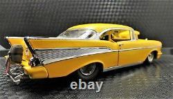 57 Chevy Dragster Drag Race Car Hot Rod Built Model55NHRA1955cAMArO0F1 12 1 18