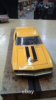 69 Chevy Yenko SG Camaro Ready to Race Drag Car WOW