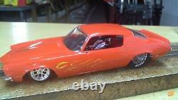 70 1/2 Split Bumper Chevy Camaro Ready to Race Drag Car WOW