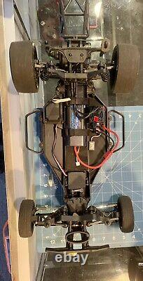 #70026 Team Associated DR10 Drag Race Car RTR 110 scale electric RTR