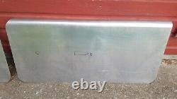 AMC Amx Javelin custom aluminum door panels race car drag road circle 68-74