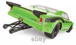 ASC70026 Green 1/10 DR10 2WD Drag Race Car Brushless RTR