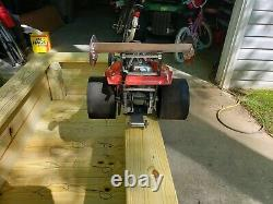 Altered Dragster 1/5th Scale 2 Stroke Nice Car Drag Racing 30.5cc