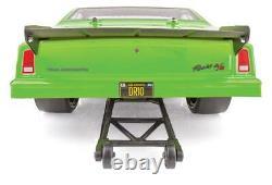 Associated 70026C DR10 1/10 2WD Brushless Drag Race Car RTR Green with Batt/Chrger