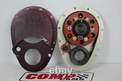 COMP CAMS SBC BELT DRIVE chevy rod jesel sb2.2 drag race car timing crane racing