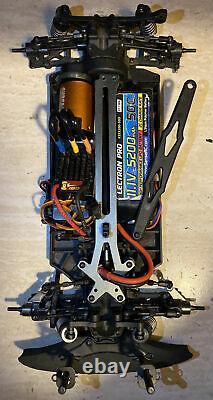 Castle SCT 1/10 Exceed Rc Maxspeed Drift Car Street Race Car Drag Car