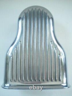 Cool Vintage Cal Custom 4 Bbl. Scoop Air Cleaner Hilborn Finned Aluminum Nice