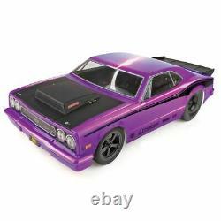 Element RC 1/10 DR10 Drag Race Car RTR Purple