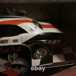 Ertl/PYE, 1970 Challenger R/T, Dick Landy, Hemi Powered, 118 scale diecast car