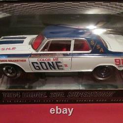 Highway61,1964 Dodge 330 Superstock, Color Me Gone, 118 scale diecast model car