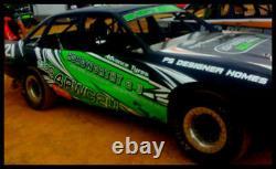 Holden 120 PCD 15x7 Aluminium Beadlock Rims 3 Piece Speedway Drag Car Race 4wd