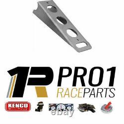 Holden 120 PCD 15x7 Aluminium Beadlock Rims Speedway Drag Car Race 4+3 OFFSET