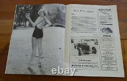 Hot Rod 1948 Scta El Mirage Dirt Track Roadster Racing 1936 Ford Custom Pinup