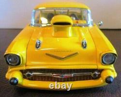 Hot Rod 57 Chevy Dragster Drag Race Car NHRA Chevrolet Built Model55Sports1955