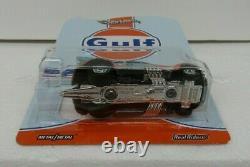 Hot Wheels 2013 RLC Gulf Racing Volkswagen Drag Beetle withProtector 1247/4000