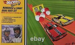 Hot Wheels Classics Mongoose & Snake Drag Race Set
