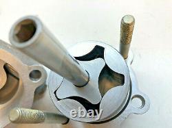 Keith Black Aluminum Oil Pump 426 Hemi 440 426W vintage Funny Car, drag racing