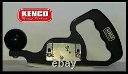 Kenco Tyre Tire Siper Splicer 6 Blade Drag Speedway Road Car Racing Rally Race