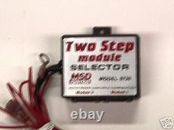 MSD 2 STEP 8739 USE With6AL 7AL CHEVY FORD MOPAR DRAG RACE CAR TRANSBRAKE IHRA