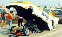 Murf McKinney Funny Car