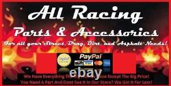 NEW Digital Delay DRAG RACE CAR RACING SWITCH PANEL KIT 1036-BW Black