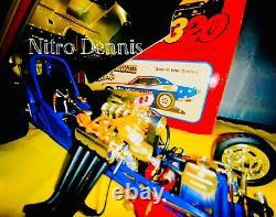 NHRA Don Cook 124 Diecast DAMN YANKEES Top Fuel NITRO Funny Car DRAG RACING