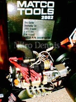 NHRA Don Garlits 124 Diecast BIG DADDY Drag Racing Car NITRO Top Fuel DRAGSTER