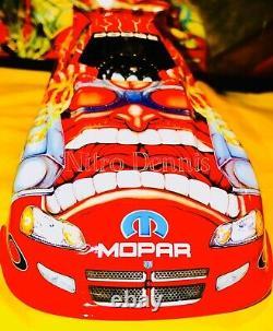 NHRA GARY SCELZI 116 MILESTONE Diecast OAKLEY Drag Racing NITRO Funny Car HEMI