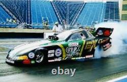 NHRA JOHN FORCE 116 Diecast NITRO Funny Car ACTION 13x Champ Drag Racing