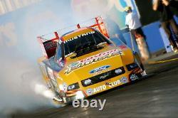 NHRA John Force 124 Diecast NITRO Funny Car CASTROL EDGE Top Fuel DRAG RACING