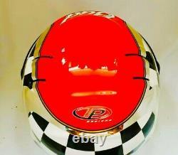 NHRA Kenny Bernstein RACE HELMET Funny Car NITRO Rare DRAG RACING Top Fuel RARE