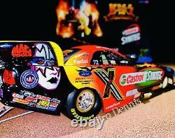 NHRA TONY PEDREGON 124 Diecast NITRO Funny Car KISS Vintage Drag Racing SIGNED