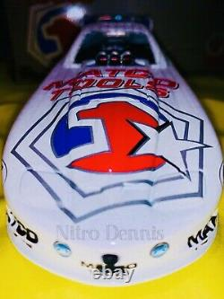 NHRA WHIT BAZEMORE 116 Milestone NITRO Funny Car Don Schumacher DRAG Racing