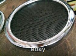 NOS 1970's Dodge Chrysler Plymouth Door Speaker Kit Charger Challenger Cuda Dart
