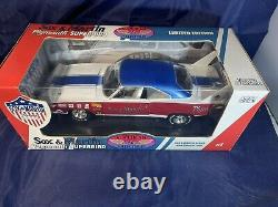 New in Box Lmtd Edition Sox & Martin 1970 Plymouth Superbird #1 in series 118