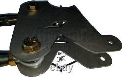 Parallel 4 Link Suspension System with Panhard Bar Universal Weld On CNC Laser TIG