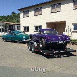 Race cars not street legal, Corvette, Gasser, Drag car
