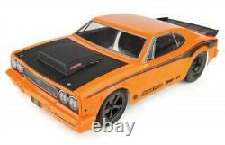 Team Associated (70025) 1/10 DR10 Drag Race Car Brushless 2WD RTR Orange