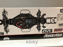 Team Associated DR10 1/10 Scale 2WD Drag Race Car