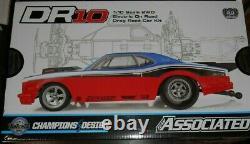 Team Associated DR10 Drag Race Car Team Kit New In Box