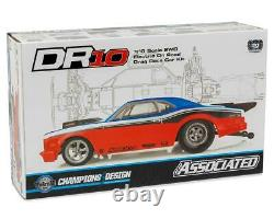 Team Associated DR10 Electric Drag Car Race Kit ASC70027