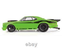Team Associated DR10 RTR Brushless Drag Race Car Combo (Green) ASC70026C