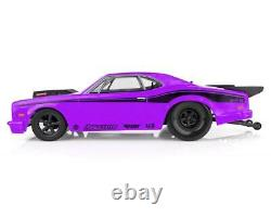 Team Associated DR10 RTR Brushless Drag Race Car Combo (Purple) ASC70028C