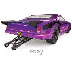 Team Associated DR10 RTR Brushless Drag Race Car (Purple) ASC70028